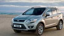 Neuer Ford Kuga (Foto: Ford)