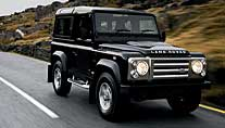 Land Rover Defender SVX (Foto: Land Rover)