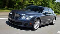 Bentley Continental Flying Spur Speed mit 610 PS (Foto: Bentley)