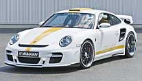 Hamann Stallion: 630 PS starke Version des Porsche 911 Turbo (Foto: Hamann)