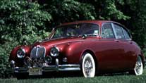 Jaguar Mark II (Foto: Jaguar)