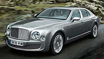 Bentley Mulsanne (Foto: Bentley)
