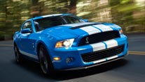 Ford Shelby GT500 (Foto: Ford)