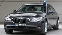 BMW 7er High Security (Foto: BMW)