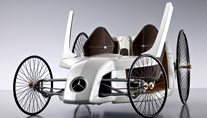 Mercedes F-Cell Roadster (Foto: Daimler)