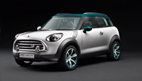 Mini Crossover Concept: Neues Mini-SUV? (Foto: Mini)