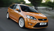 Ford Focus ST (Foto: Ford)