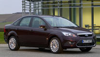 Ford Focus in der Stufenheck-Variante (Foto: Ford)