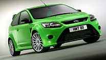 300 PS stark: Ford Focus RS (Foto: Ford)