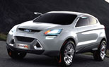 Ford iosis X (Foto: Ford)