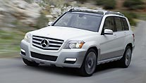 Mercedes GLK Freeside (Foto: Mercedes)