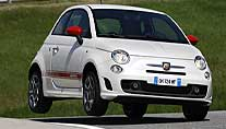 Flotter Winzling mit 135 PS: Fiat 500 Abarth (Foto: Abarth)
