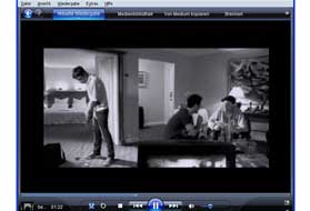 Screenshot eines Videos im Windows Media Player