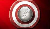 Adobe Flash Player: Update stopft Sicherheitslücken. (Montage: t-online.de)