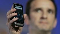"Nexus One: Von Google als ""Superphone"" angepriesen (Foto: imago)"