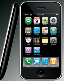 Das iPhone 3G (Foto: Apple)