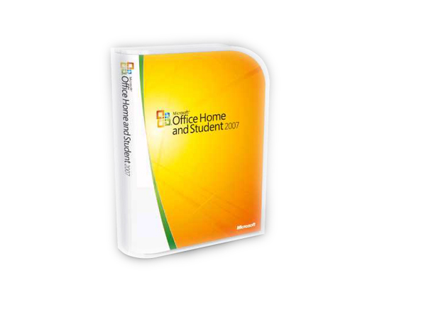 Microsoft Office Home & Student 2007 (Quelle: Hersteller)