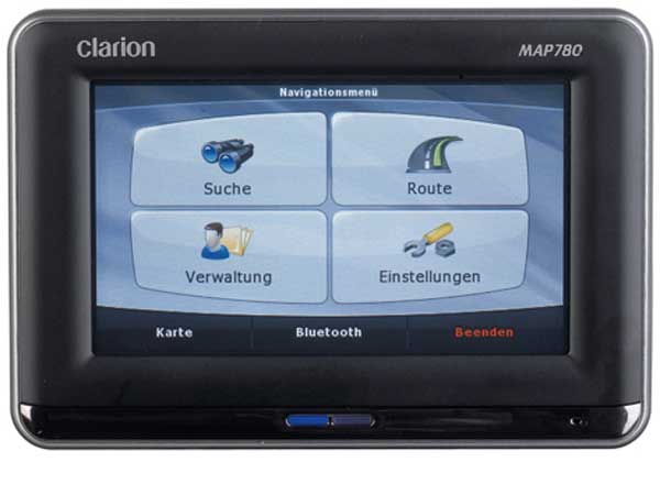Clarion MAP780 (Foto: Navigation)