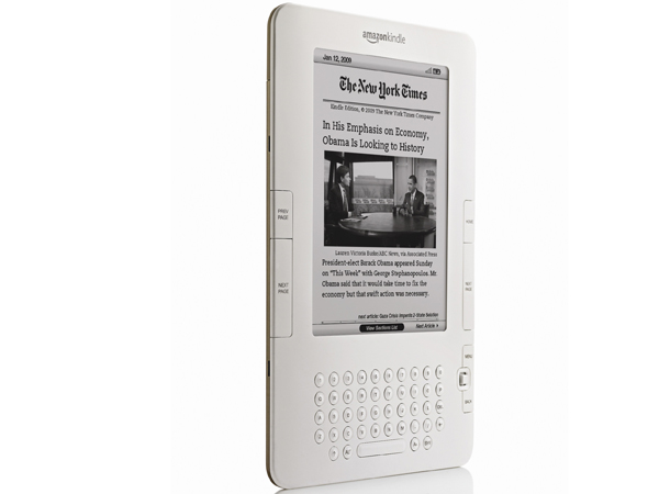 Kindle2 (Foto: Amazon)