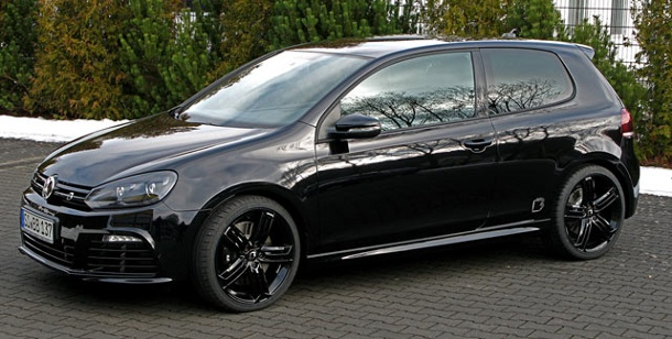 . Golf R B&B (Foto: Ampnet)