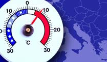 Das sagt das Thermometer (Foto: imago)