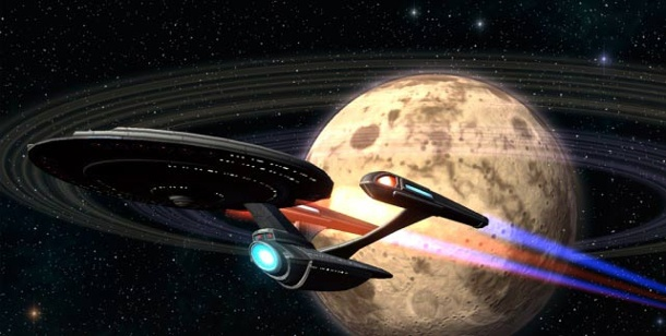 "MMOG ""Star Trek Online"": Start frei als ""Free-to-Play""-Spiel. Star Trek Online-Rollenspiel von Cryptic für PC (Quelle: Perfect World)"