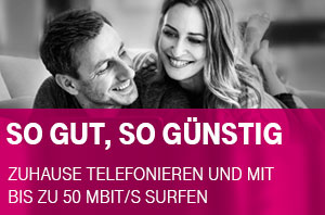 Call &amp; Surf Comfort Plus: Doppelflatrate mit vielen Inklusivleistungen