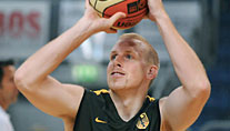 Fürs Allstar-Game nominiert: Chris Kaman (Foto: dpa)