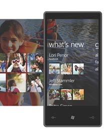 Das neue Windows für Handys: Windows Phone 7 (Foto: Microsoft)