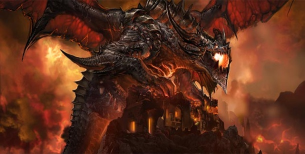 """World of Warcraft: Cataclysm"": Betatest  kurz vor dem Start. World of Warcraft: Cataclysm (Bild: Blizzard)"