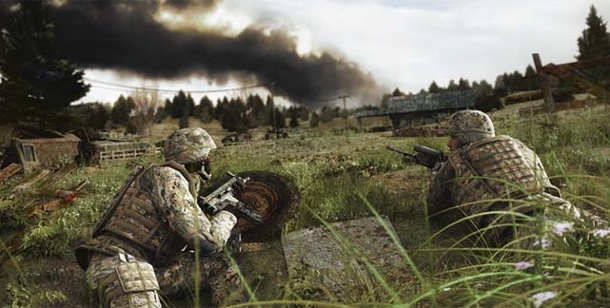 US-Army: Rekruten durch Killerspiele verweichlicht. Operation Flashpoint: Dragon Rising (Bild: Codemasters)