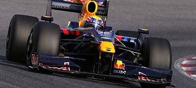 Mark Webber im Red Bull Racing (Foto: xpb.cc)