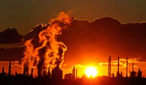 CO2-Emmissionen der Industrie tragen zur Erderwrmung bei. (Quelle: Reuters)