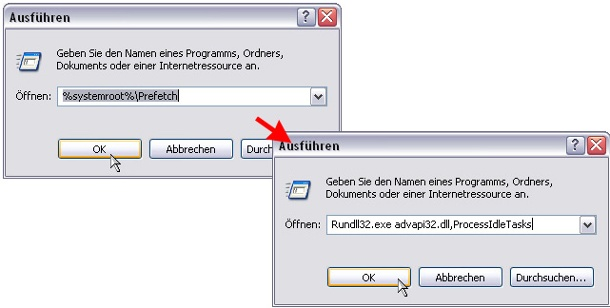 Windows XP läuft nach Installation von Service Pack 3 langsamer. Windows-Problem: XP läuft nach Installation von Service Pack 3 langsamer (Quelle: t-online.de)