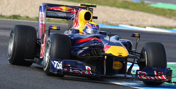 Red Bull Racing im Porträt.