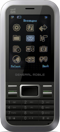 General Mobile DST Picco Ansicht 1