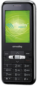 Handy Test für simvalley MOBILE SX-330