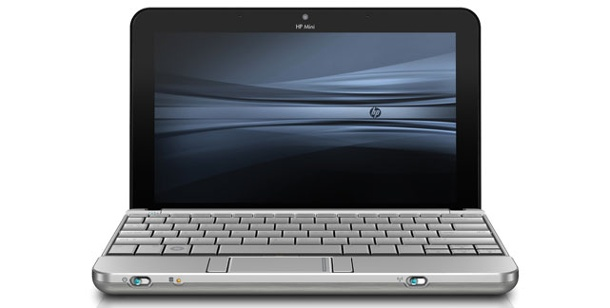 HP Mini Note: 10 Zoll Netbook im Test. HP Mini Note 2140 (Foto: Hewlett Packard)