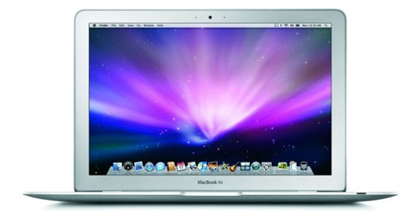 Apple MacBook Air - 13,3 Zoll Subnotebook im Test. Apple MacBook Air