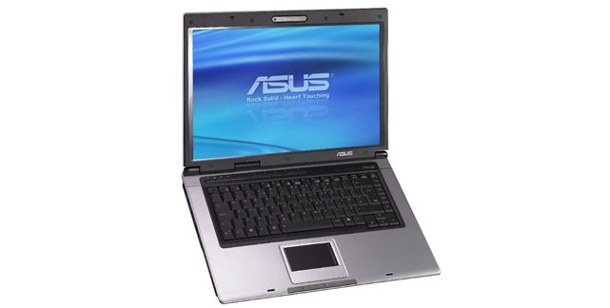 Asus X50GL - Test Business-Notebook. Günstiges Notebook im Test: Asus X50GL (Foto: Asustek)