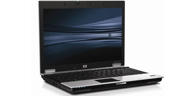 HP Compaq 6730b - Test Business-Notebook. HP Compaq 6730b (Foto: Hewlett Packard)