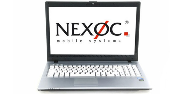 Nexoc E630 - 15,6 Zoll Notebook im Test. Allround-Notebook im Test: Nexoc E630