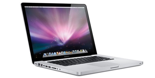 Macbook Pro - Test unter Windows XP. Apple Macbook Pro (Foto: Apple)