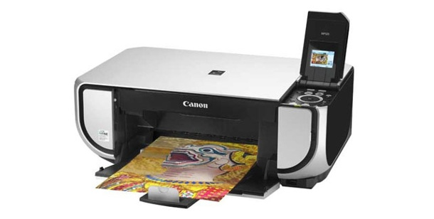 Canon Pixma MP520 Test - Multifunktionsdrucker. Canon Pixma MP520 (Foto: pcwelt)