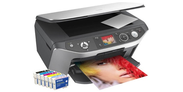 Epson Stylus Photo RX560: Multifunktionsdruck im Test. Epson Stylus Photo RX560  (Foto: pcwelt)