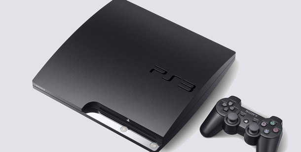 Amazon startet Video-Streaming-Dienst auf der PS3. Playstation PS3 Slim Sony Spielkonsole  (Quelle: Sony)