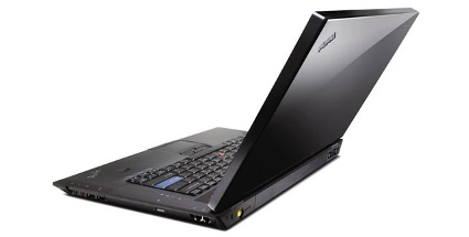 Der Sieger im Notebook-Test: Lenovo ThinkPad SL500 (Foto: Lenovo)