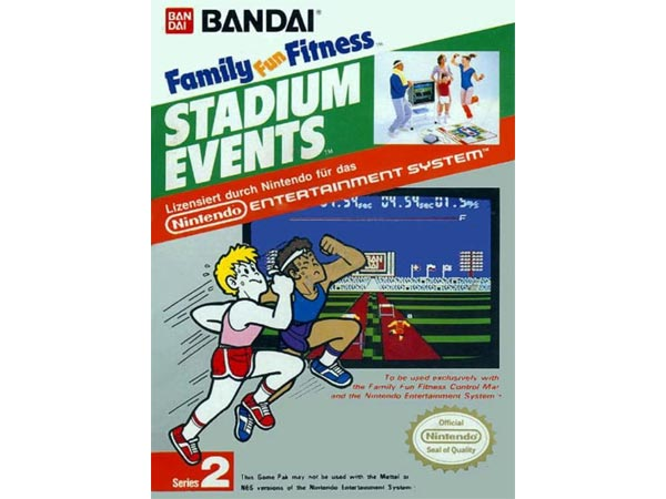 Stadium Events von Bandai