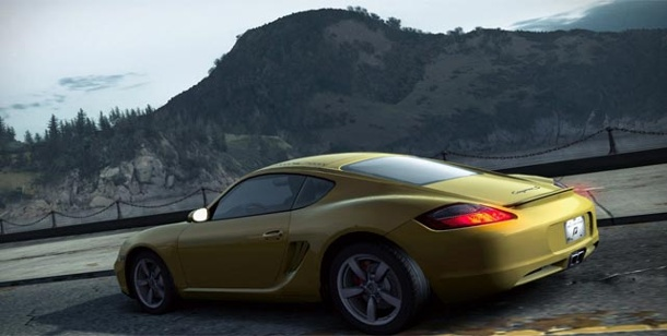 """Need for Speed: World""-Beta: Anmeldung gestartet. Need for Speed: World (Bild: EA)"