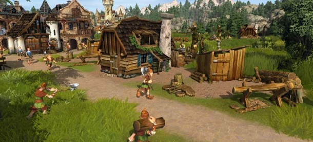 . Die Siedler 7: Paths to a Kingdom (Bild: Ubisoft)